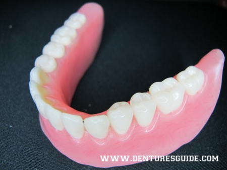 Relining a denture is required after a certain period of time. - denturesguide.com